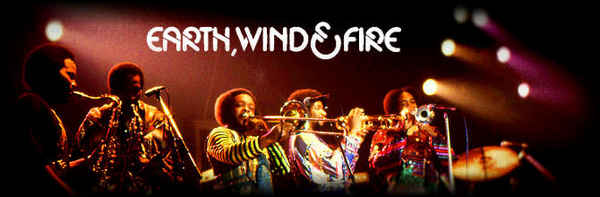 Earth, Wind & Fire image