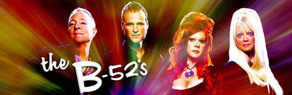 The B-52's image