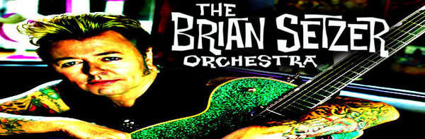 Brian Setzer Orchestra image