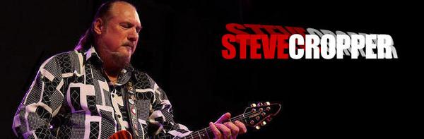 Steve Cropper featured image