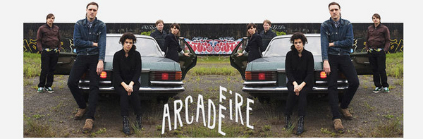 Arcade Fire featured image