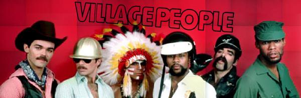 Village People image