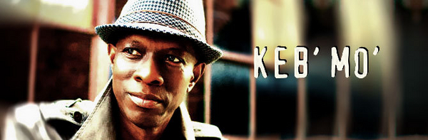 Keb' Mo' featured image