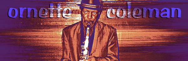 Ornette Coleman featured image