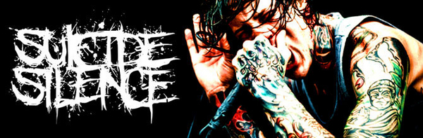 Suicide Silence featured image