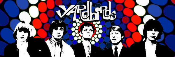 The Yardbirds featured image
