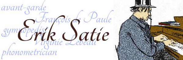 Erik Satie image
