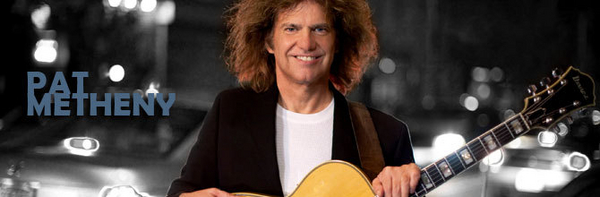 Pat Metheny image