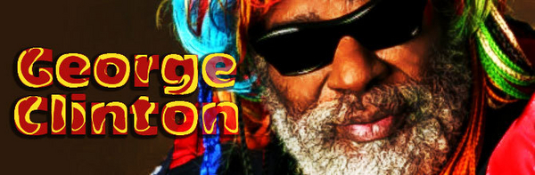 George Clinton image