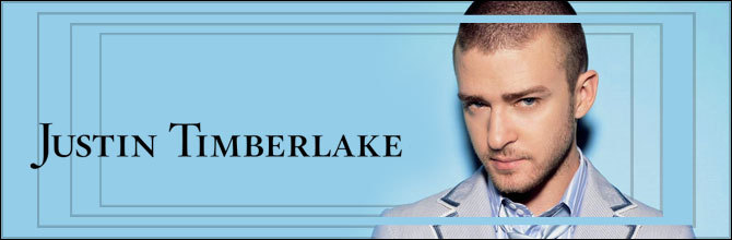 Justin Timberlake featured image