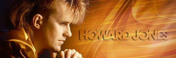 Howard Jones image