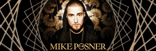 Mike Posner image