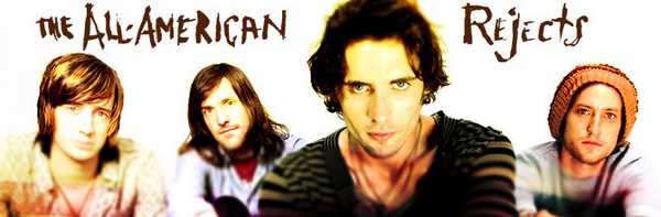 The All-American Rejects featured image