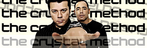 The Crystal Method featured image