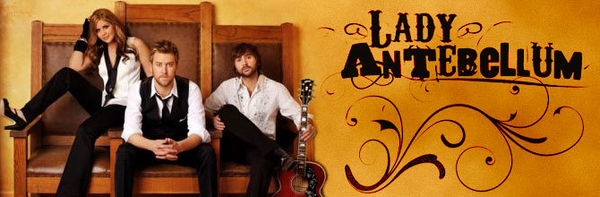 Lady Antebellum featured image