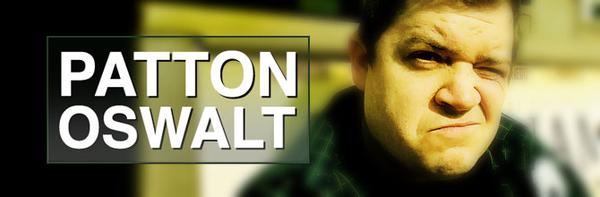 Patton Oswalt image