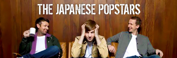 The Japanese Popstars featured image