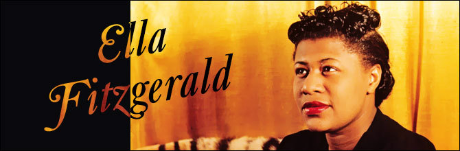 Ella Fitzgerald featured image