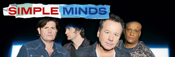 Simple Minds featured image
