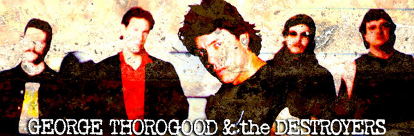 George Thorogood & The Destroyers image