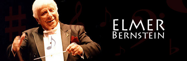 Elmer Bernstein featured image