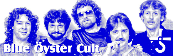 Blue Öyster Cult featured image