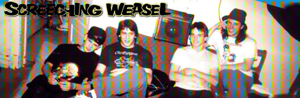 Screeching Weasel image
