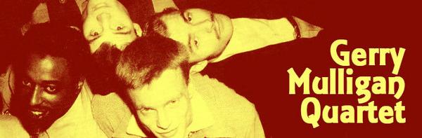 Gerry Mulligan Quartet featured image