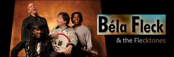 Béla Fleck & The Flecktones image