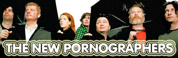 The New Pornographers featured image