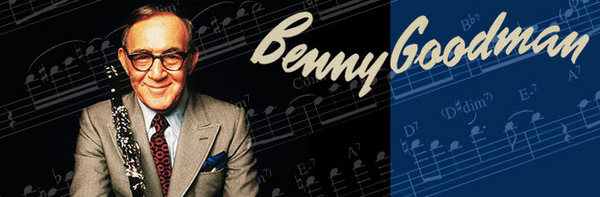 Benny Goodman featured image