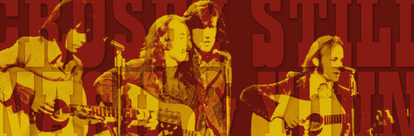 Crosby, Stills, Nash & Young featured image