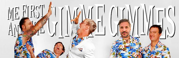 Me First & The Gimme Gimmes image