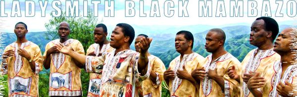 Ladysmith Black Mambazo featured image