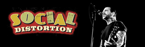 Social Distortion image