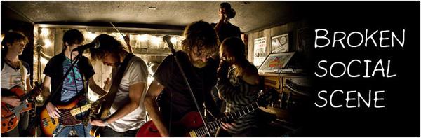 Broken Social Scene featured image