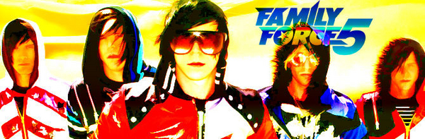 Family Force 5 featured image