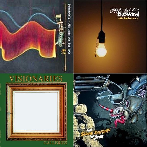 Various - Massmen Records Label Sampler