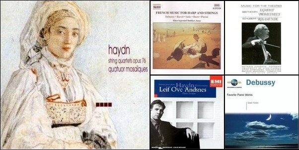 Hook's Classical Selection