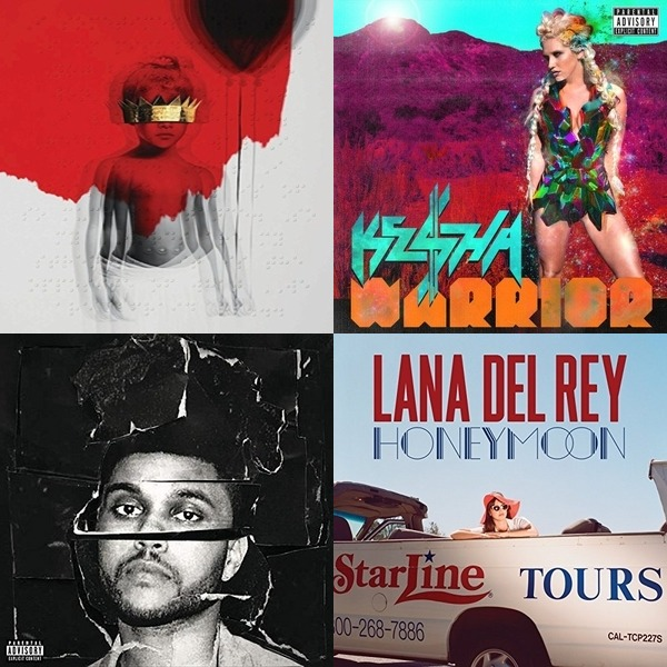 Top Music 2015