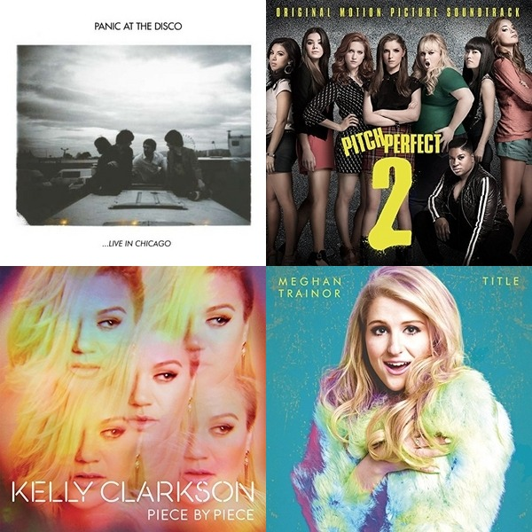 Feel Good Tunes 2015