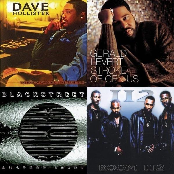 the 90's R&B