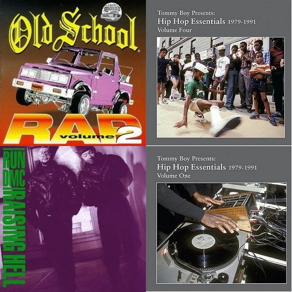 Old School Rap and Funk