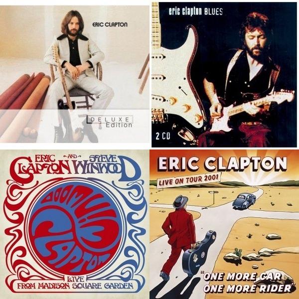 Eric Clapton Typies