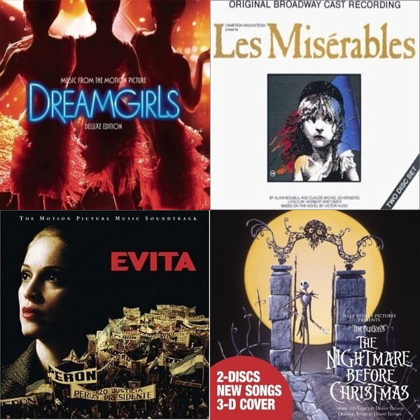 favorite soundtracks