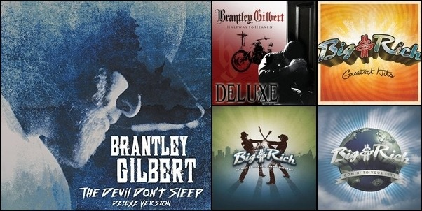 The best of Brantley Gilbert