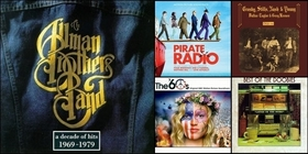 60's & 70's: Standard Hippy's Playlist