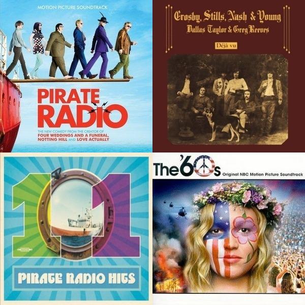 60's & 70's: Standard Hippy's Playlist