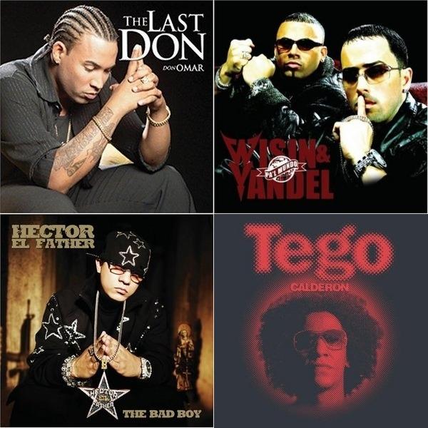 reggaeton123