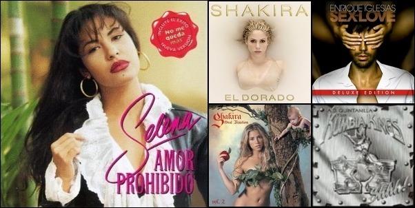 Favorites - Spanish